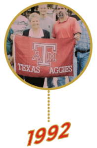 Alpha wins the first Job Order Contract for a University campus in Texas.