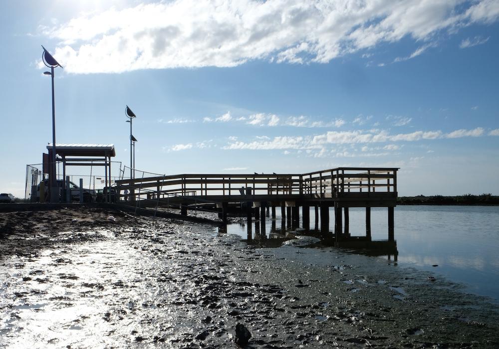 Boat Ramp, Pier & Launch Pad