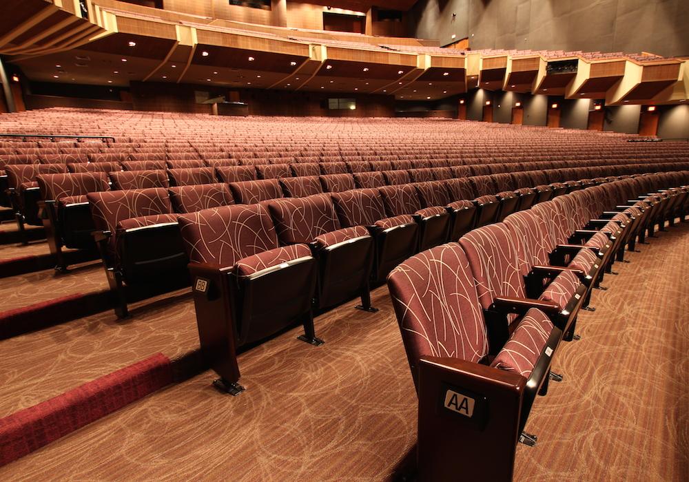 TAMU Rudder Auditorium