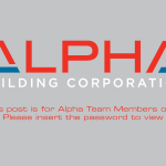 Alpha Team Members Only