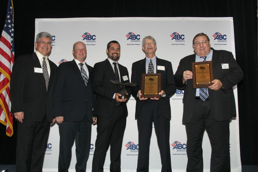 Alpha Wins Two Excellence in Construction Awards