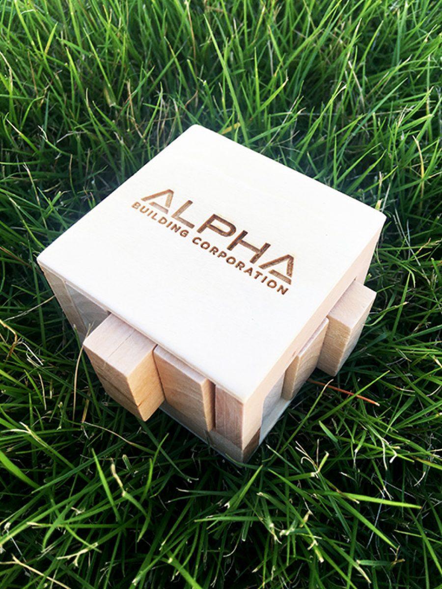 Puzzle Cube Solution
