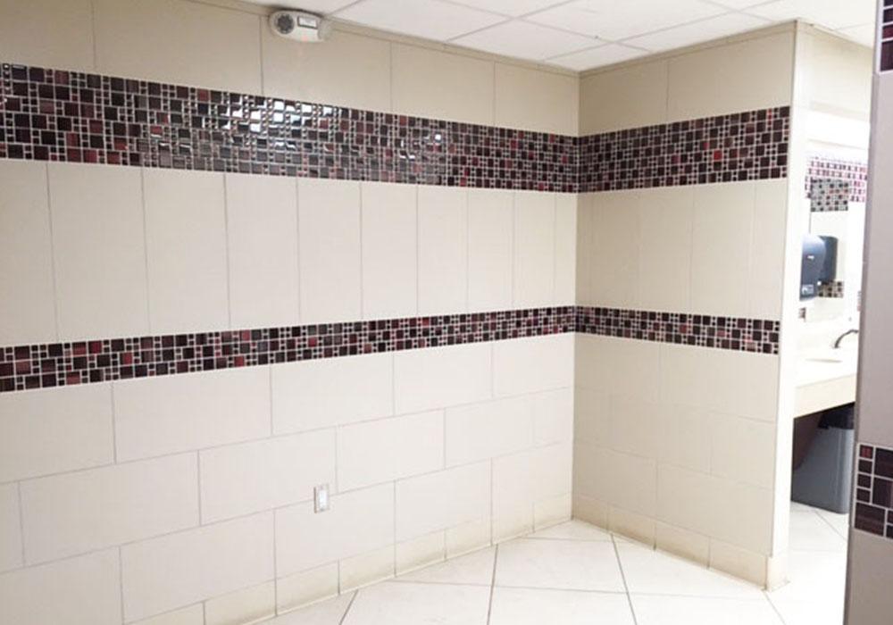 Peoria Restroom Renovation Alpha Building Corporation